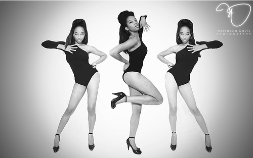 Beyonce, Single Ladies, Selfie by Nastassia Davis