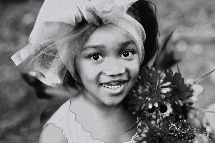 Fantasy Child Fairy Portrait