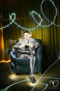 Mentalist & Illusionist, Wayne Hoffman.